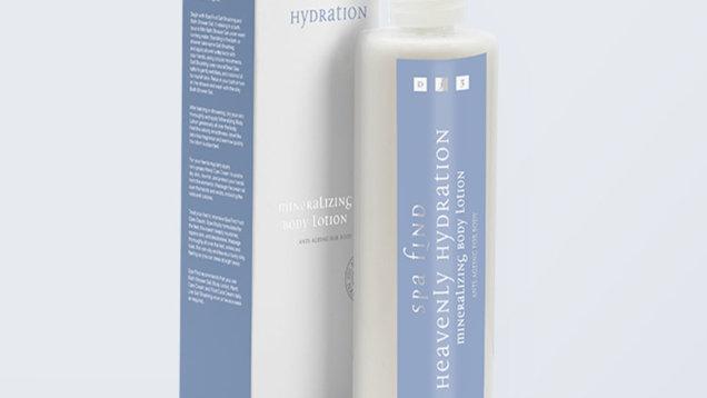 Spa Find Heavenly Hydration Moisturising Body Lotion 400ml