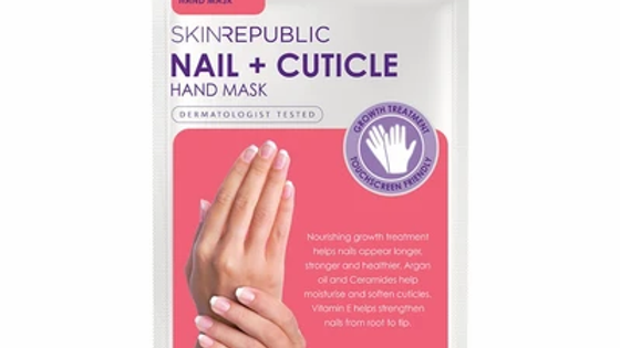 Skin Republic Nail and Cuticle Hand Mask
