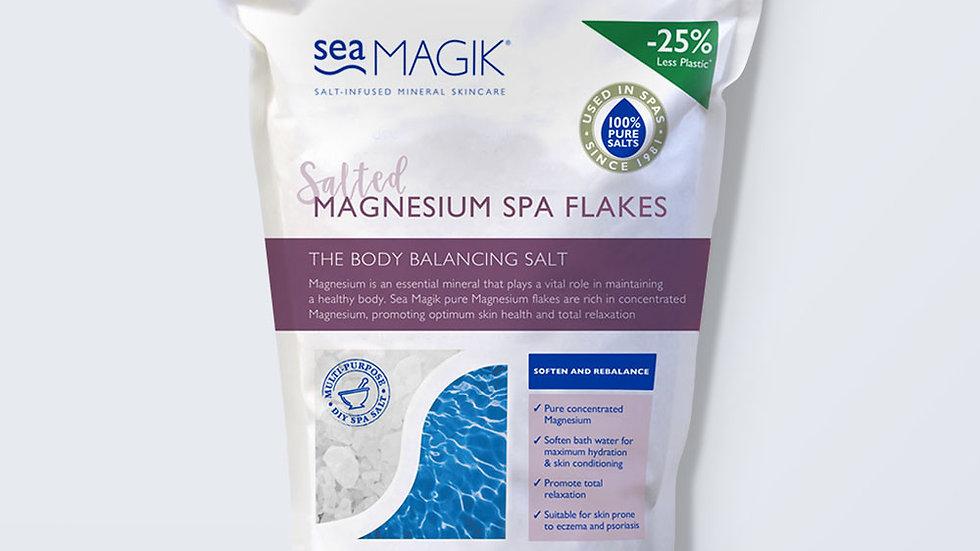 Sea Magik Magnesium Spa Flakes 1KG