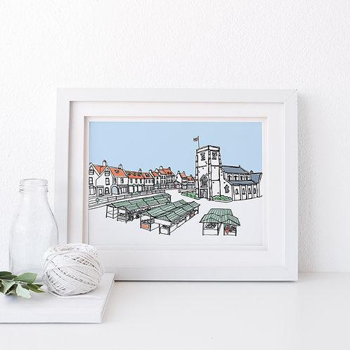 A4 Malton Print