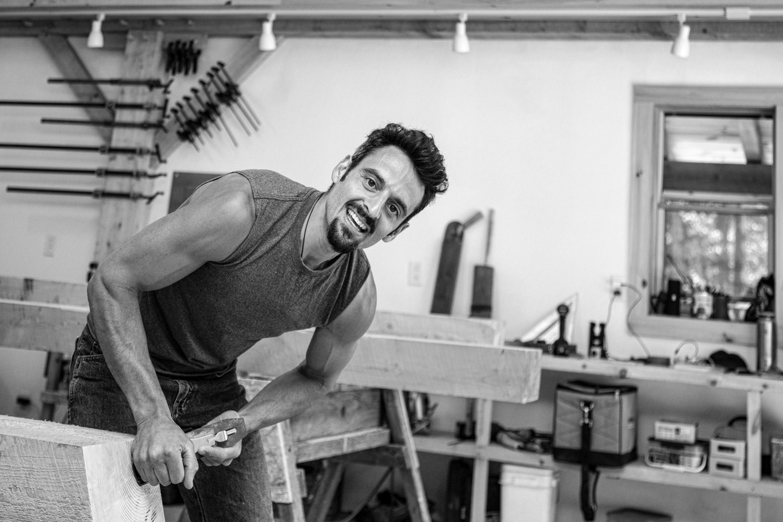 Jonah Vitale-Wolff, Master Carpenter