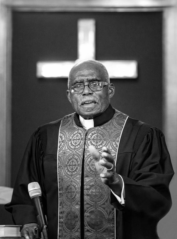 The Reverend Lovely Moore, Jr.