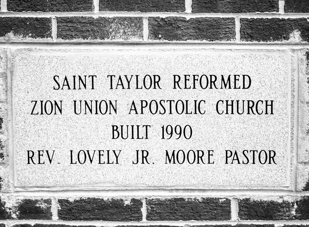 Saint Taylor RZUA Church