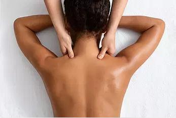 60min gua sha lymphatic body massage