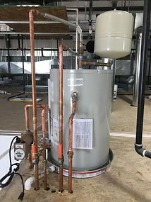 Water Heater Commercial Recirculation Pump Expansion Tank