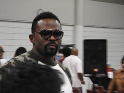Actor Darius McCrary