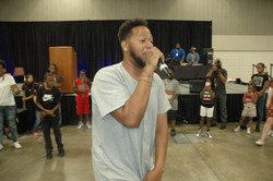 Rapping for change