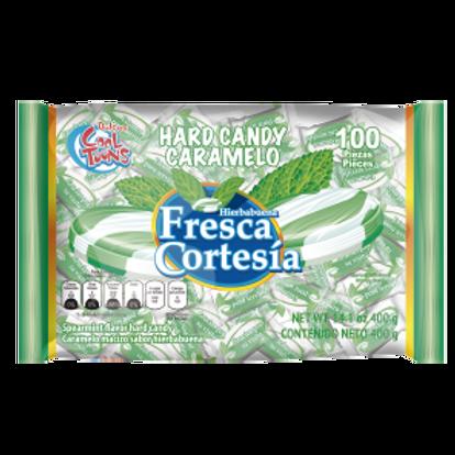 Caramelo Hierbabuena Fresca Cortesía