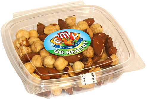 Roasted Almonds & Hazelnuts