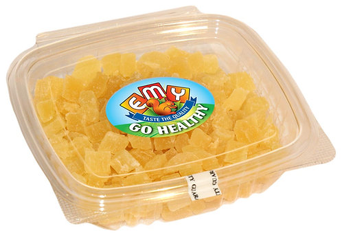 Yellow Pineapple Cubes