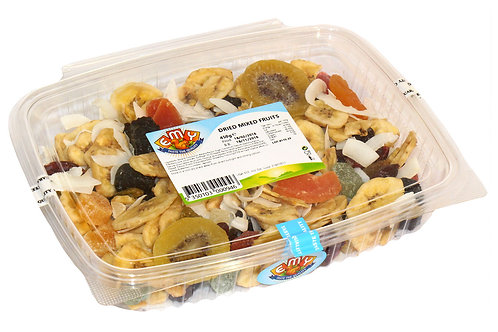 Dried Mixed Fruits