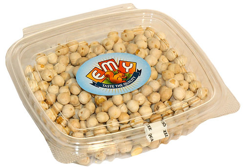 Roasted White Chickpeas