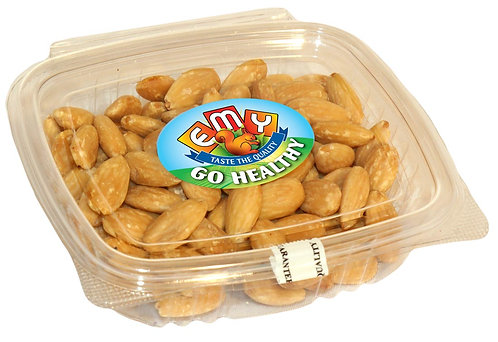 Roasted Blanched Almonds