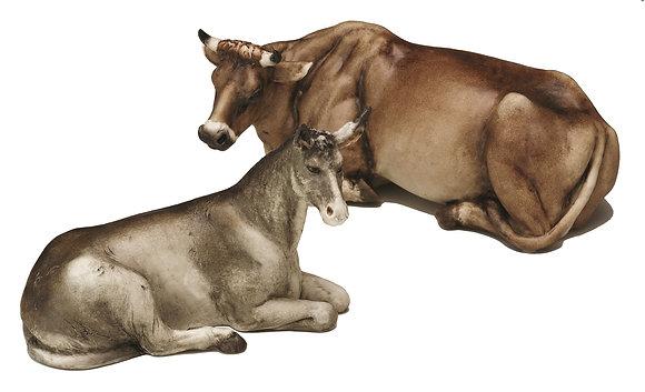 Donkey - Cow