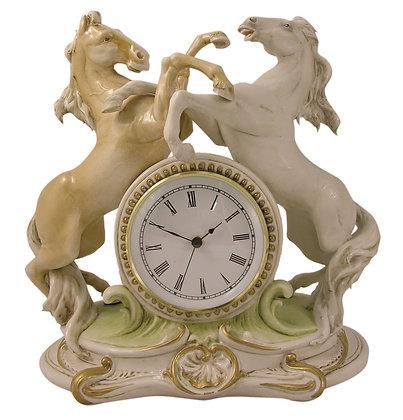 Horses - Clock