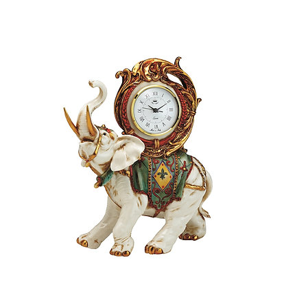 Elephant - Clock