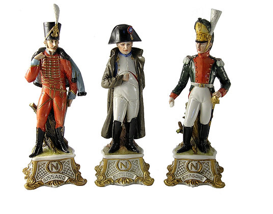 Hussar - Napoleon - Dragoon