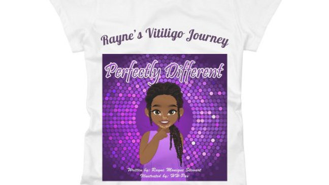 Perfectly Different women's tee S,M,L,XL