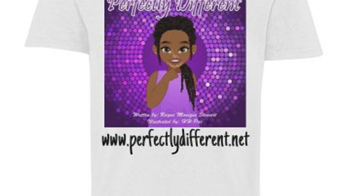 Perfectly Different Youth Shirt