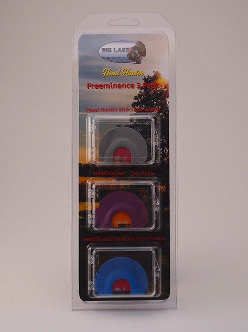 Preeminence 3 Pack