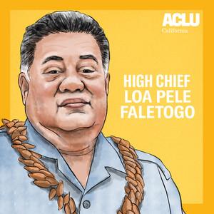 High Chief Loa Pele Faletogo