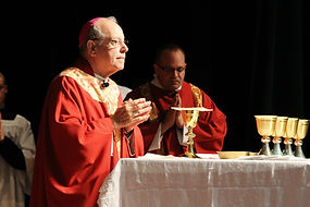 Diocese of St Augustine, Bishop Estevez, Deacon Scott Conway
