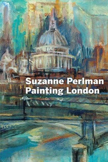 'Painting London' Hardback illustrative book