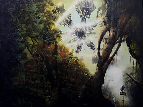 The Hidden City by Chris Hawtin
