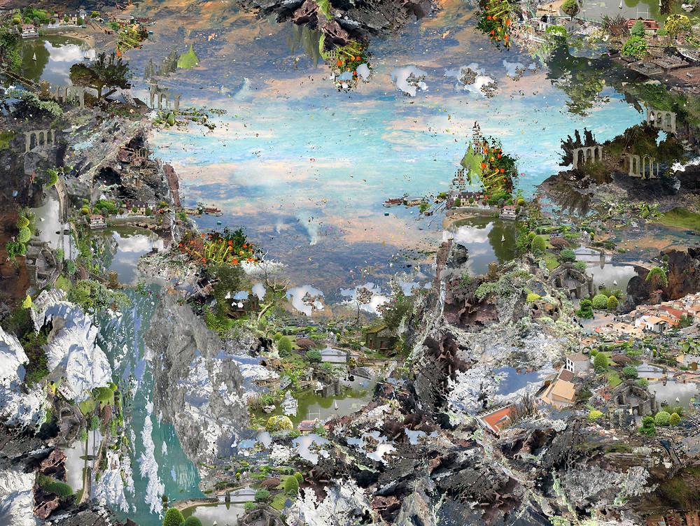 Image Credit: Jane Ward Overland 4 90x120cm archival digital print on canvas