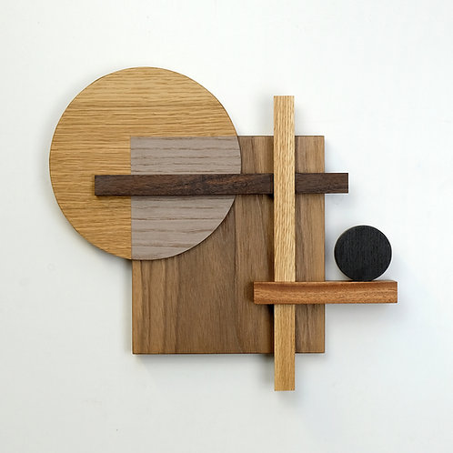 Constructed Veneer V by Olly Fathers