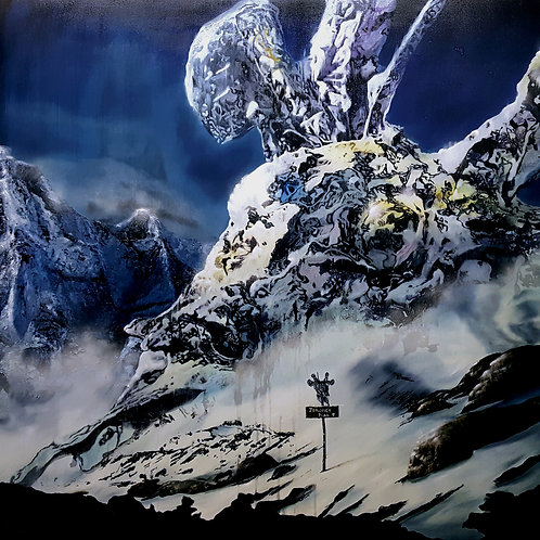 Jerome's Peak by Chris Hawtin