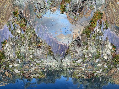 Overland I by Jane Ward
