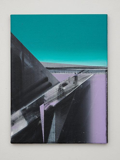Combe Martin 1 (Emerald) by Phil Ashcroft