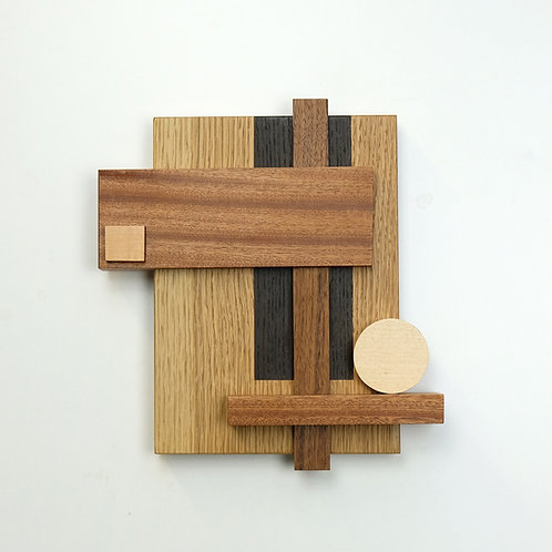 Constructed Veneer VI by Olly Fathers