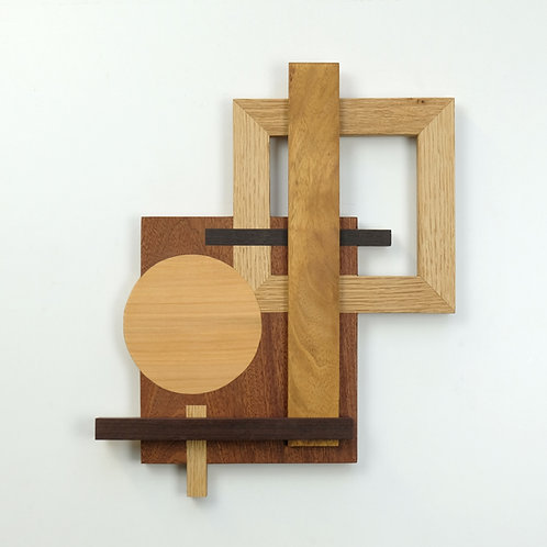 Constructed Veneer IV by Olly Fathers