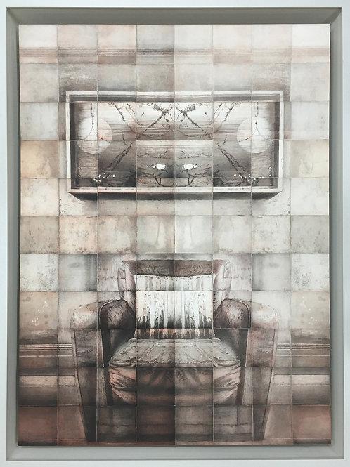 MYRIORAMA ROOM series –ARMCHAIR by Bella Easton