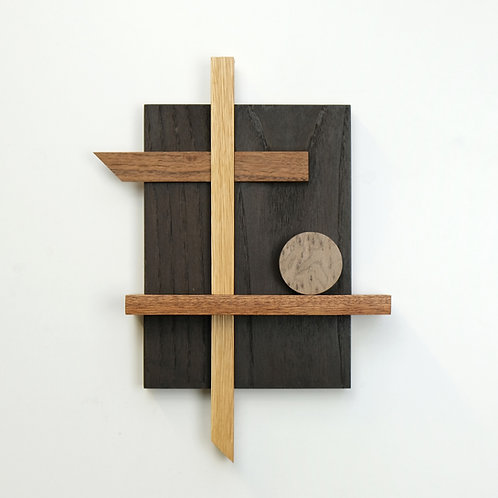 Constructed Veneer VII by Olly Fathers