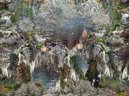 From Frozen Floods by Jane Ward
