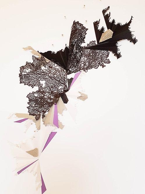 Purple Motion by Dionne Cole