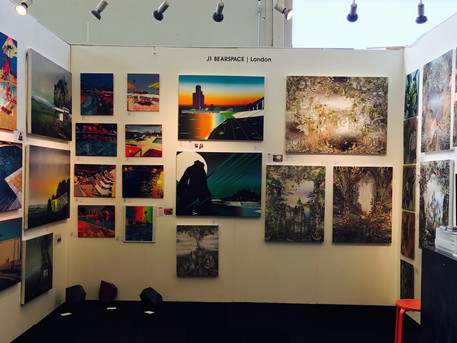 BEARSPACE at the Affordable Art Fair in Battersea this weekend!