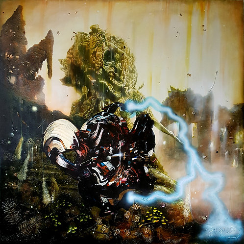 Gregor's Hollow by Chris Hawtin