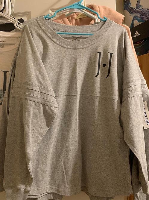 Grey Long Sleeve Jersey