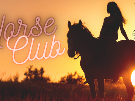 MEA Horse Club (Ages 8-14)