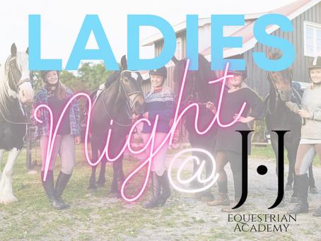 Ladies Night 10/30/2020 (COSTUMES ENCOURAGED)