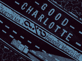 Good Charlotte ?/? Indrid Cold