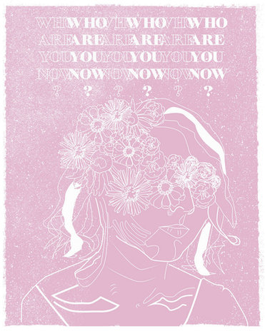 Who Are You Now Poster