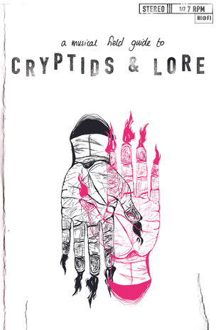 Cryptids & Lore Field Guide