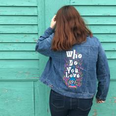 Who Do You Love Jacket