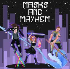Masks & Mayhem Podcast