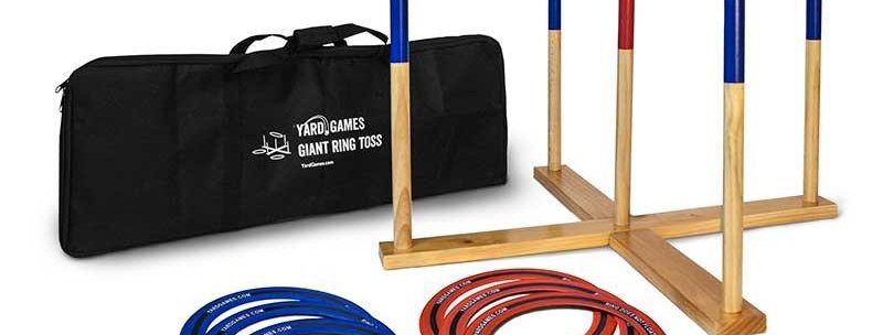Giant Ring Toss
